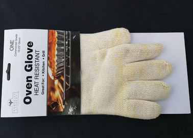 High Temperature Heat Resistant Gloves 26cm Length EN407 Certified ZS7-003