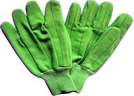 China Dyed Color Hot Mill Gloves , Heat Insulated Gloves Attractive Appearance factory