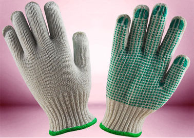 China Bleached White Working Hands Gloves Eco Friendly Materials Long Lifetime factory
