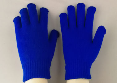 China 100% Acrylic Material Working Hands Gloves Soft Touching EN388 Certificated factory