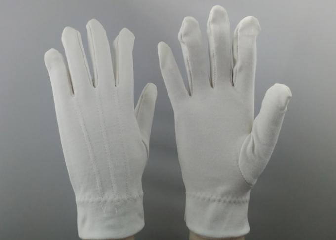 Ergonomic Design Military White Dress Gloves Parade Ceremonial